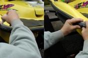 Insta-Fix Customer Action Shot